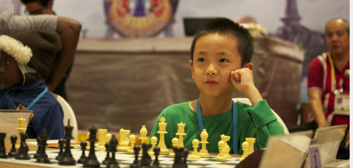 Bao Jin Wen and Michael Deng Play for Top Spot after 7 Rounds