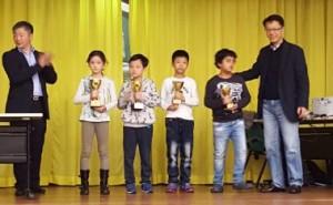 U10 Winners National Junior 2015