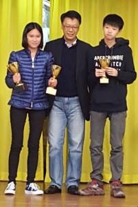 U16 Winners national Junior 2015