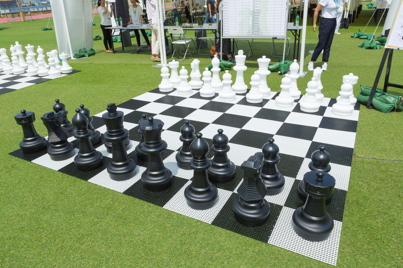 Chess in CHES / 中環海濱樂在棋中遊藝會