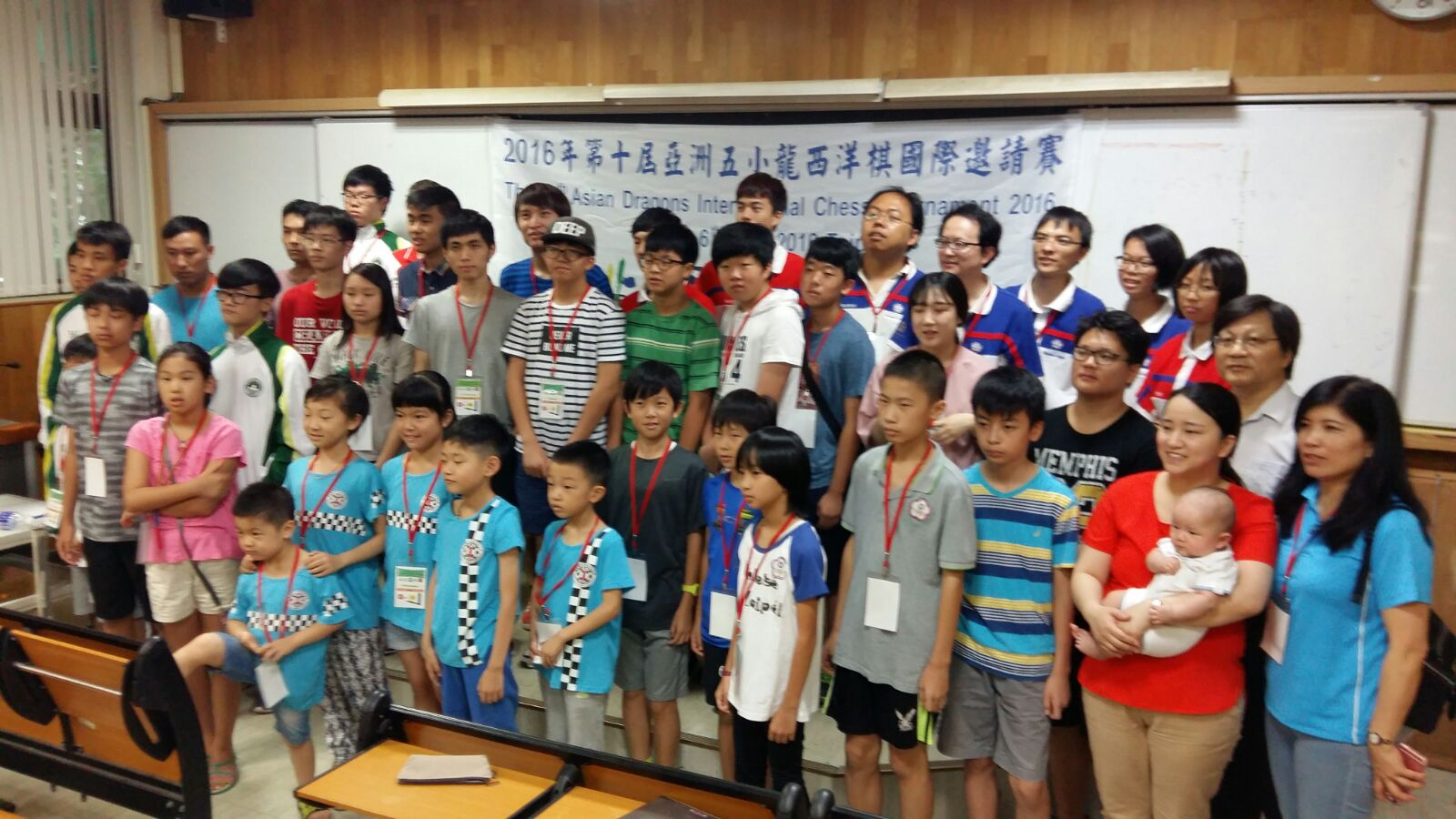 Hong Kong Players scored good results in Asian Dragon 2016 Chess Championships