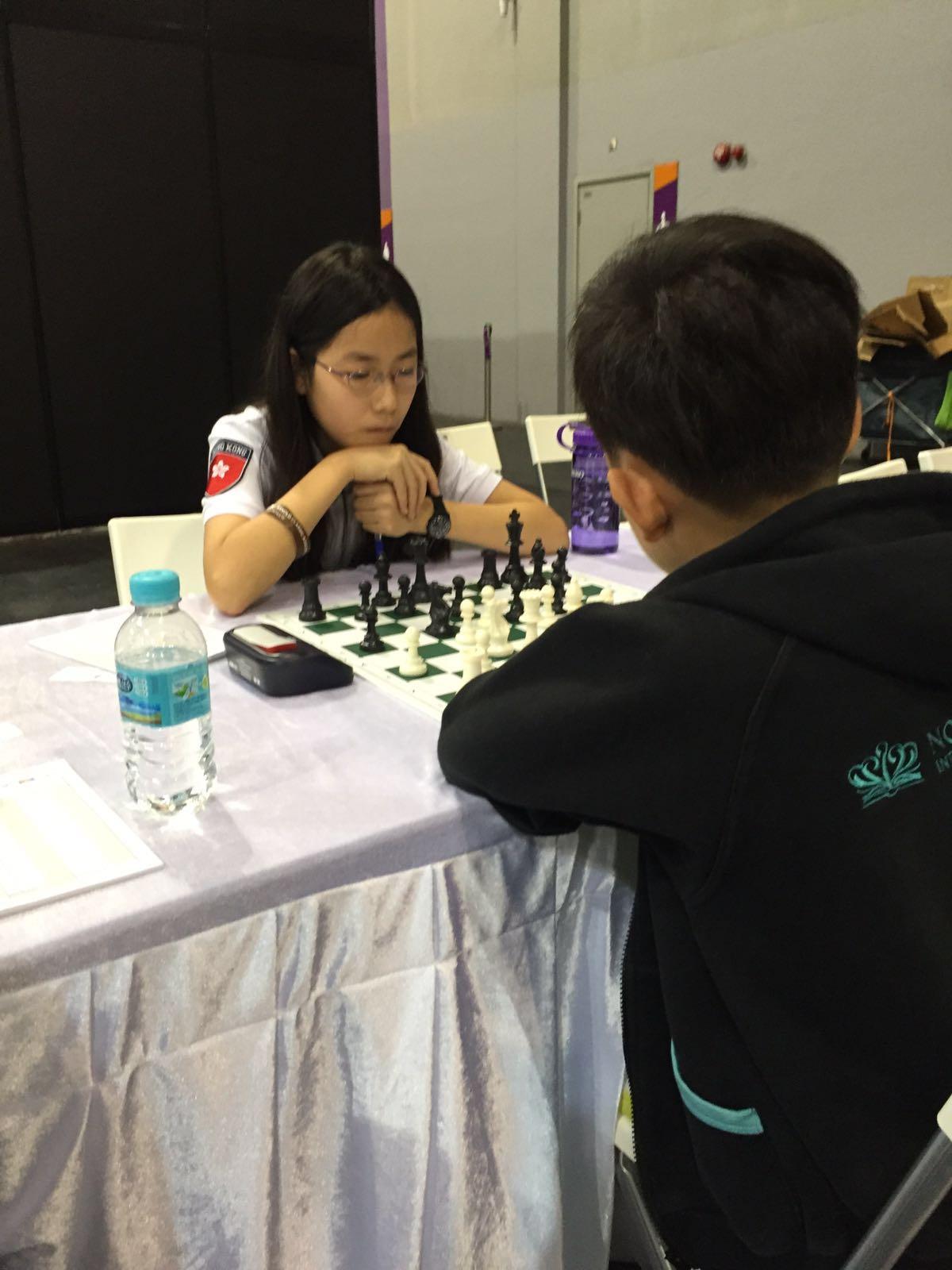 WCM Rachel Lu (Women Team)