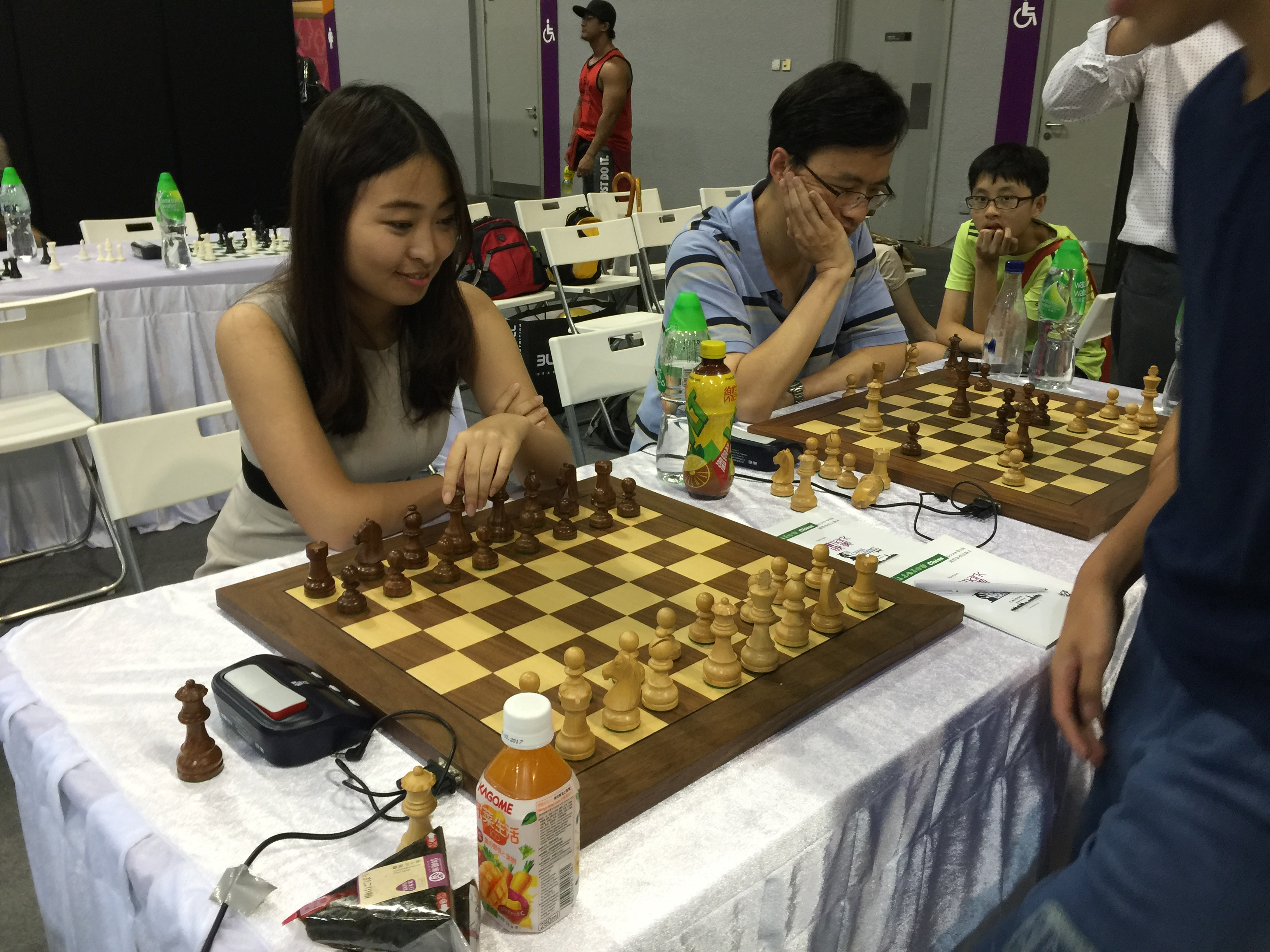 Gm Ju Wenjen simul at Arnold