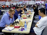 Hong Kong Open Team (right)