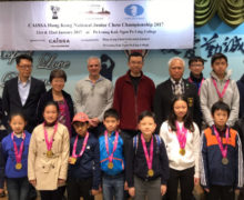 A Bright Future for Hong Kong Chess — Report on Caissa Hong Kong National Junior Chess Championship 2017