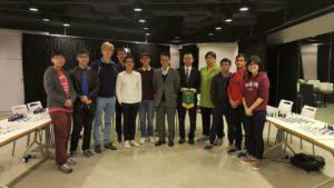 Group Photo at HKU Simul