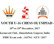 U16 Olympiad – applications to represent HKG