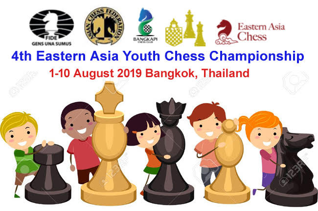 Eastern Asia Youth 2019 Online Registration   Hong Kong Chess